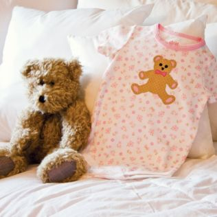 GO! Baby Bear Onesie Pattern