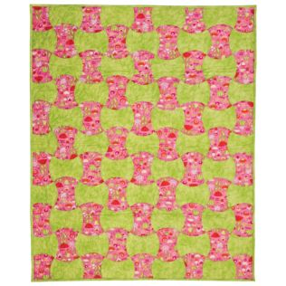GO! Apple Core to GO! Quilt Pattern (PQ4331i)