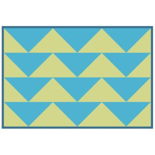 GO! Triangles to GO! Placemat