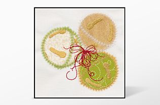 GO! Jingle Bell Triple Single #1 Embroidery by V-Stitch Designs (VQ-JBTS)