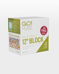 "GO! Qube Mix & Match 12"" Block (55778)"
