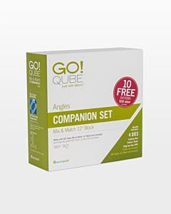 "GO! Qube 12"" Companion Set-Angles (55791)"