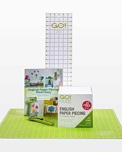 GO! Qubed English Paper Piecing Die Bundle