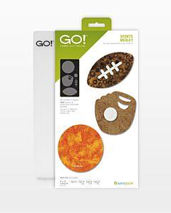 GO! Sports Medley Die Bundle
