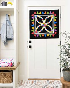 GO! Pennant Mania Wall Hanging Pattern