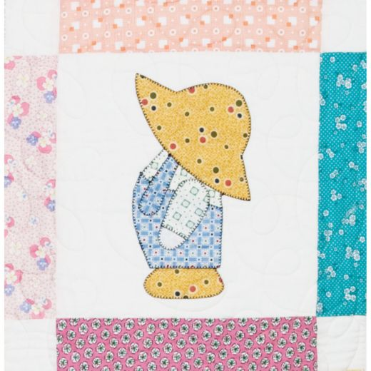 Overall Sam Baby Quilt