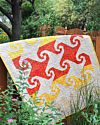 GO! Sunset Trails Wall Hanging Pattern