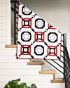 GO! Intersections Throw Quilt Pattern