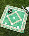 GO! Take Me Out to the Ball Game Throw Quilt Pattern