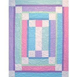 Go Baby Love Quilt Pattern Accuquilt