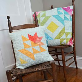 GO! Free Blooming Baskets Pillow Pattern