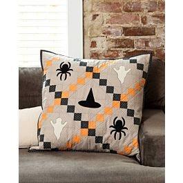 FREE GO! Fright Night Pillow Pattern