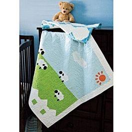 GO! Baa Baa Baby Free Quilt Pattern