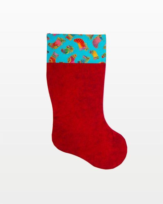 studio classic christmas stocking pattern - Classic Christmas Stockings