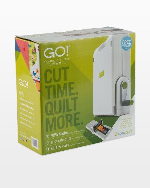 Go Fabric Cutter Starter Set