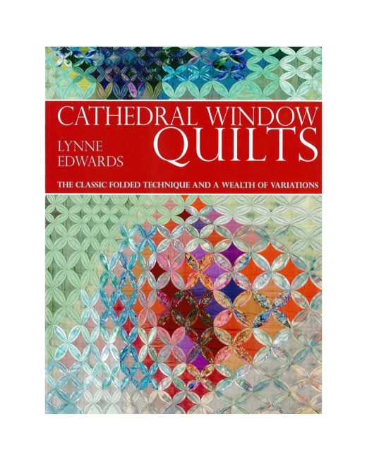 Cathedral Window Quilt Book Accuquilt