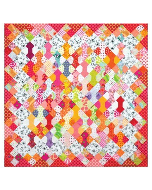 Go Bowtie Bonanza Quilt Pattern Accuquilt