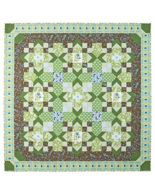 GO! Crossings Quilt Pattern |AccuQuilt|