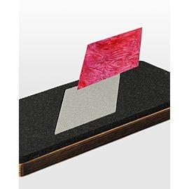 "Studio Parallelogram 45°-3 11/16"" x 4 15/16"" Sides (3"" x 4 1/4"") (Quilt Block G)"