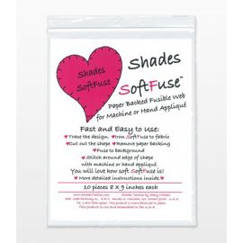Shades SoftFuse Fusible Web Small Pack