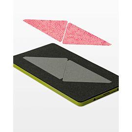 "GO! Quarter Square Triangle-6"" Finished Square (55002)"