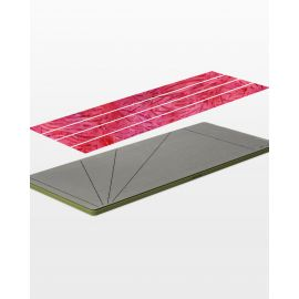 """GO! Strip Cutter-2"""" (1 1/2"""" Finished) 4 Strips with Angled Guide Lines - Package shown (front)"""