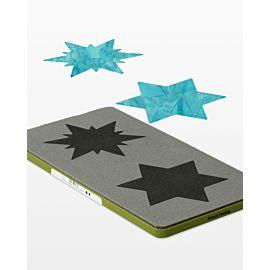 GO! Sparkle-Snowflakes (55093) pkg
