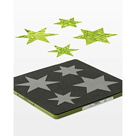 GO! Star Medley-6 Point (55313) pkg