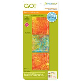 "GO!® Square on Point-2 1/8"" Finished (2 5/8"" Cut) (55394)"