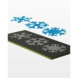 "GO! Snowflakes-7"" (55450) - Packaging shown."