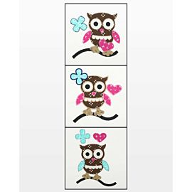 GO! Owl Accessories Embroidery Designs