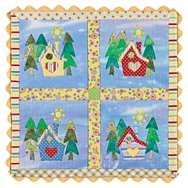 GO! Home Quilt Pattern- Free (PQ10204i)