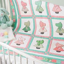 GO! Sunny Sue Baby Quilt (PQ141359-3)