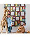 GO! Zoo Blocks Quilt Block