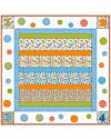 GO! Novelty Strip Baby Quilt Pattern