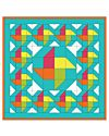 Studio Table Topper Twister Quilt Pattern- Free (PQ10236i)