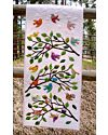 Birds of a Feather Wall Hanging Pattern