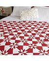 GO! Festive Hunter Star Quilt (PQ10293)