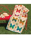 GO! Butterfly Patch Quilt Pattern by Edyta Sitar (LBQ-10500)