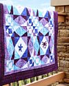 GO! Storm at Sea Life Medley Throw Quilt Pattern