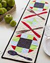 GO! Tasting Pair Table Runner Pattern