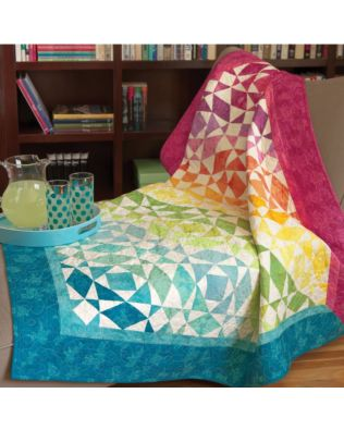 GO! Storm at Sea Quilt Pattern (PQ10175)