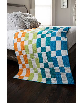 GO! Chains of Love Bed Runner Pattern