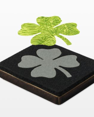 Studio Four Leaf Clover (Large)