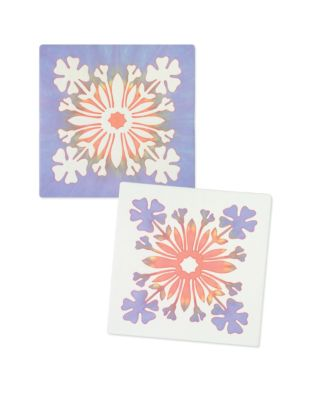 Studio Hawaiian Hula Flower Blocks Pattern