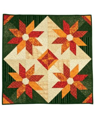 GO! Aspen in Bloom Quilt Pattern