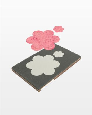 "Studio Rag Quilt-Flower-6 1/2"""