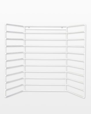 Wire Storage Rack - Holds 10 Super Jumbo Studio Dies (50828)