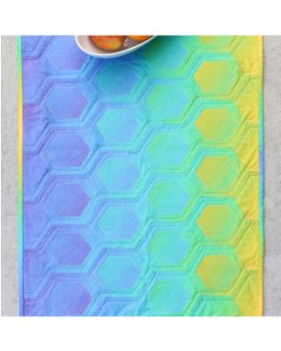 Studio Hexagon Illusion Wall Hanging Pattern