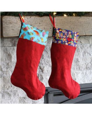 Studio Classic Christmas Stocking Pattern